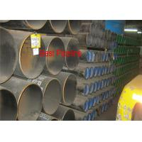 Quality TP304L TP316 Electronic Resistance Welded Pipe Beveled Ends Iron Protector for sale