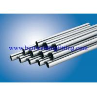 Quality Thin Wall TIG Welded Stainless Steel Pipe For Handrail 201 304 Grade for sale