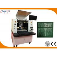 China Dual Table PCB Laser Cutting Machine on sale