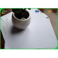 Quality Notebook Writing Bond Sheet Paper , 70gsm  80gsm Uncoated Thick Printer Paper for sale