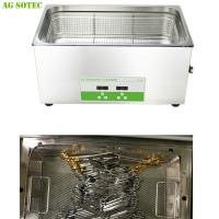 China Water Bath Dental / Denture Lab Equipmen Sonicator For Laboratory Instrument Cleaning 30L on sale
