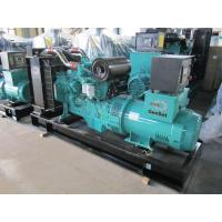 Quality Powered Open Diesel Generator 110KW / 138KVA  Cummins 6BTAA5.9-G2 for sale