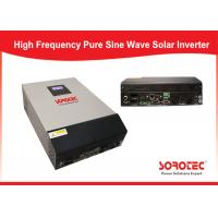 Quality Configurable Ac Solar Panel Power Inverter , Grid Tie Solar Inverter Solar Input Priority for sale