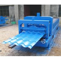Buy cheap tile glazed roof machine from wholesalers