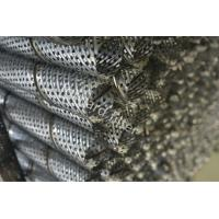 Quality Round Perforated Metal Pipe Water Well Wire Wrap Screens And Prepack Screens for sale