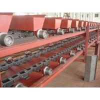 Quality Compact Structure Bucket Conveyor System Guide For Large Power Station for sale