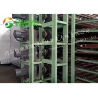 China Waterproof Acoustic Mineral Fibre Ceiling Tiles Production Line on sale