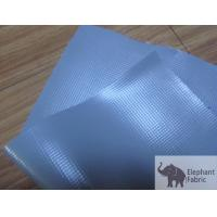 Quality Odourless Woven Polypropylene Geotextile Fabric For Solvent Ink , UV Printing for sale