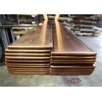 Buy Cupronickel Nickel ASTM ASME Copper Rods , Copper Round Bar at wholesale prices