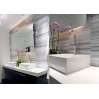 Quality Modern Marble Slab Countertop Marble Bathroom Worktop Customised Size for sale