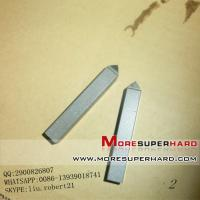 Buy cheap PCD Inserts for machining Non-ferrous ,PCD (Polycrystalline Diamond) cutting tools from wholesalers