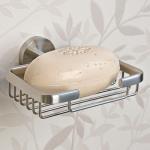 Quality soap basket made of Aluminum item No. A1001A-8 for sale