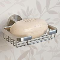 Quality soap basket made of Aluminum item No. A1001A-8 for sale