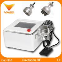 Buy cheap Portable Radio Frequency Cavitation Machine For Leg / Belly / Body Fat Removal from wholesalers