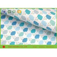Quality Waterproof Wrapping Paper 50 X 75Cm , CMYK + PMS Flower Wrapping Paper for sale