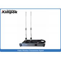 Quality UHF VHF Radio COFDM Wireless Video Receiver for HD Video Transmitter for sale