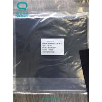 Quality Black clenroom wiper made of   70% Polyester and 30% cotton can be bought online from China for sale