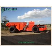 Quality Hydropower Tunneling Low Profile Dump Truck For Medium Size Rock Excavation for sale