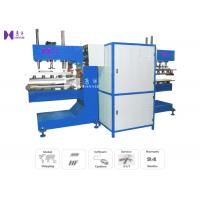 Quality HF 15KW Conveyor Belt Welding Machine 0.6Mpa Air Pressure For Welding PVC Guides for sale