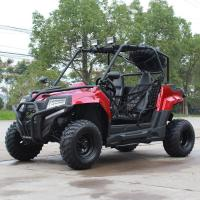 Buy cheap 200cc gas utility vehicle with single cylinder horizontal type,4-stroke?air-cooled from wholesalers