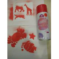 Buy Fluorescent Colors Washable Chalk Spray , 200ml Decorative Spray Paint at wholesale prices
