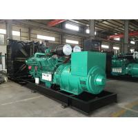 Quality 1200KW Cummins Diesel Generator 50Hz 1500RPM Water Cooled Generator for sale