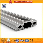 Quality High Strength Aluminium Industrial Profile , Anodized Aluminium Extrusion Profiles for sale