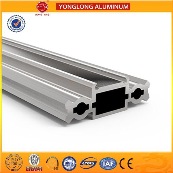 Buy High Strength Aluminium Industrial Profile , Anodized Aluminium Extrusion Profiles at wholesale prices