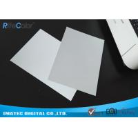Quality 210gsm Medical Imaging Film White Paper Based For Laser Printers for sale