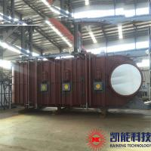 Quality Inudstry Generator Set Waste Heat Boiler / Oil Fired Boiler HFO Generator for sale