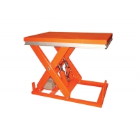 China 500kg Capacity Stationary Hydraulic Scissor Lift For Manufacturing on sale