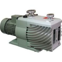 China 2 Stage Rotary Vane Pump Ultimate Pressure 4*E-2 Pa For Vacuum Coating Industry on sale