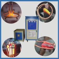 China high precision small portable high frequency HF induction heating brazing device on sale