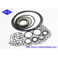 Quality K3V112DT  Excavator Seal Kit High Pressure Resistant With Enough Inventory for sale