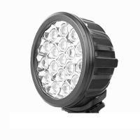 Quality 7 Inch Round Outdoor LED Flood Lights 8100LM High Lumen 90w Super Bright for sale