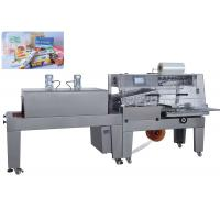 Quality Food Shrink Wrap Machine , Shrink Wrap Packaging Machine Low Heat Consumption for sale