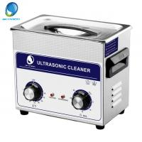 Quality Ultrasonic Printhead Cleaner , Ultrasound Bath Cleaner SUS304 Knob Control for sale