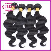 Buy NEW top sell 100% human best quality manufacturer virgin cheap natural Indian wholesale body wave hair at wholesale prices
