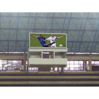China Multi Color Full Color LED Display Outdoor Waterproof IP65 Advertising Screen P10 on sale