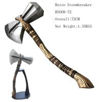 Quality resin stormbreaker 72cm dropshipping for sale