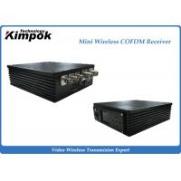 Buy Car Portable COFDM Receiver Small Wireless Video Receiver 300MHz-900MHz at wholesale prices