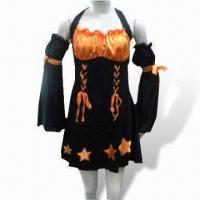 Quality Halloween Costume, Includes Hat and Skirt, Available from XS to 4XL Sizes for sale