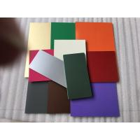 Buy cheap PVDF Paint Aluminum Composite Material Exterior Cladding Materials For Buildings from wholesalers