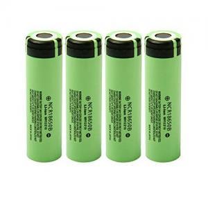 Quality MADE IN JAPAN) Genuine original panasonic 18650b 3400mah rechageable li-ion battery 3.7v ncr18650b for sale