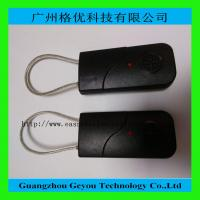 Quality EAS alarm tags Security Tags bag tags self alarm High sensitive Anti-theft loop alarm tag for sale