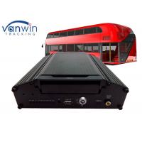 Quality H.264 8 Channel Mobile DVR with Anti shock G-Sensor GPS 3G full 1080P MDVR camera for sale