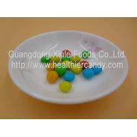 Quality Fermenting Cacao Mini Chocolate Beans Personalized Candies With Available Color for sale