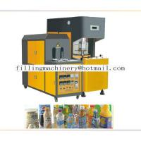 Buy Semi Automatic Bottle Blowing Machine 8 Liters / Injection Molding Machine at wholesale prices
