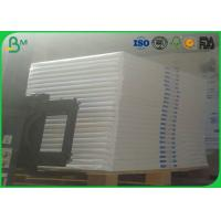 Quality High Brightness Uncoated Woodfree Paper 60gsm 700 * 1000mm For Offset Printing for sale