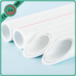 Quality ISO 15874 18.3MM PN10 Polypropylene Random Pipe for sale